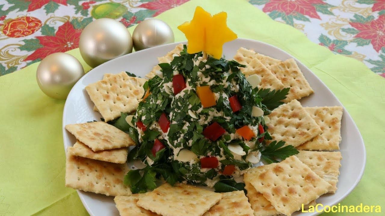 """Navidad y Año Nuevo: Delicioso """"Arbolito"""" Navideño de Aperitivo! - LaCocinadera"""