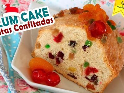 PLUM CAKE de Frutas Confitadas ???? NAVIDAD by Marielly