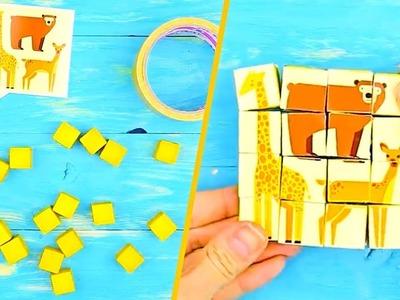 Artesanías inteligentes que puedes hacer con papel y cartón