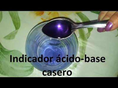 Cómo descubrir ácidos y bases (Experimentos Caseros)