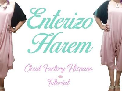 Enterizo tipo harem ~Tutorial ~ Cloud Factory Hispano