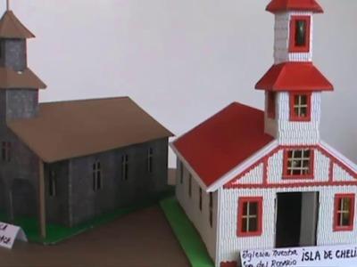 Exposición de Maquetas de Iglesias de Chiloé