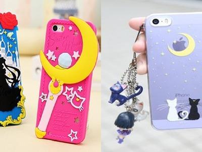 Fundas para celular, que toda fan de Sailor Moon debe tener♥