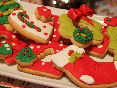 Galletas para Navidad Christmas Cookies