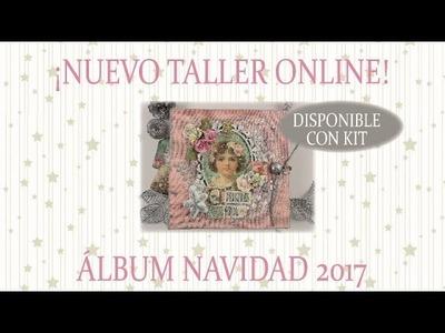¡Nuevo curso online!: Álbum Navidad 2017