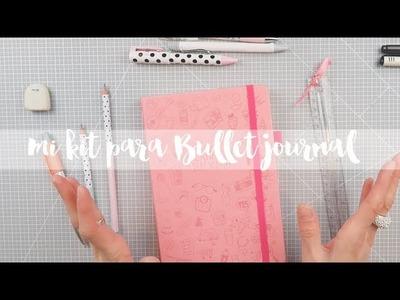 Mi kit para BULLET JOURNAL