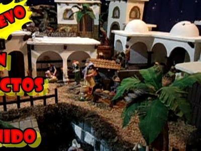 Pesebre - Portal de Belén - Nacimiento del niño Jesús