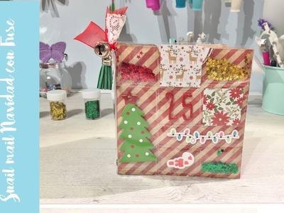 Snail mail Navidad con la fuse. Parte 1: estructura