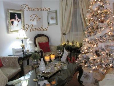 Tour De Mi Sala Y Comedor Para Esta Navidad 2017 | SORANGEL