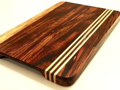Y SI LO HAGO ? | ELEGANTE TABLA PARA PICAR  cutting board