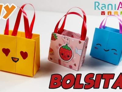 DIY - BOLSITAS DE REGALO ORIGAMI - GIFT BAGS