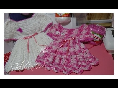 Hermosos vestiditos desde la primera edad y cualquier talla