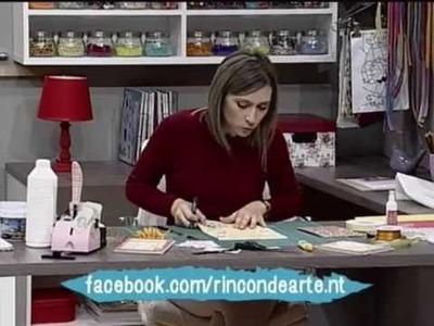 Rincón de Arte - Libro de recetas
