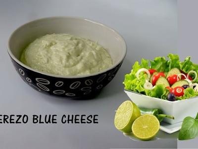 Como hacer aderezo Blue Cheese
