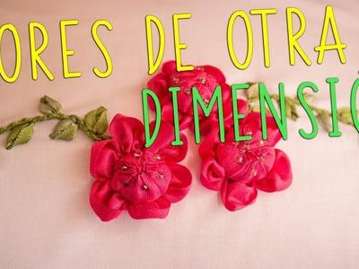 Como hacer y decorar una funda de almohada *bordado a mano tridimensional.diy. embroidery handmade