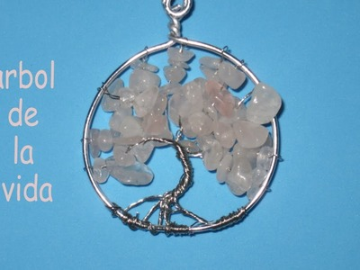 DIY Facil. Como hacer el arbol de la vida, Easy. How to make the tree of life,