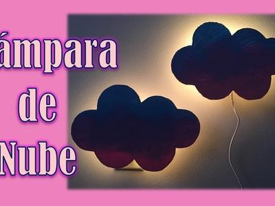 Especial Habitaciones de Bebe Parte II.Lampara de Nube.