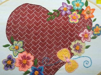 [Puntada Fantasía] Corazón de corazones | Un Mundo Maravillisa