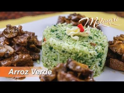 Arroz Verde y Carne con Paprika | Molinari tv Cocina Fácil