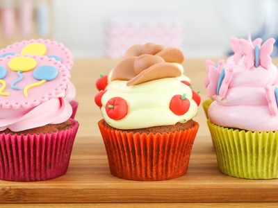 Como Hacer Cupcakes de My Little Pony ☆ Tan Dulce