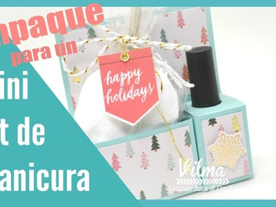 Empaque para Mini Kit de Manicura