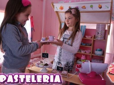 La Pastelería de Los juguetes de Arantxa