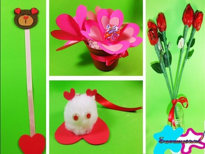 4 Ideas fáciles para regalar en San Valentín