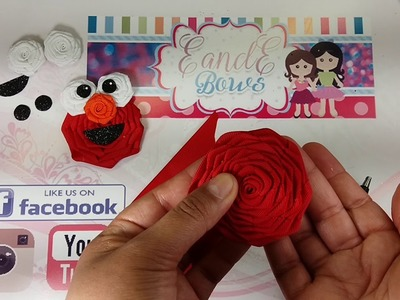 Bandita para bebé inspirada en Elmo❤.Elmo Baby  Headband