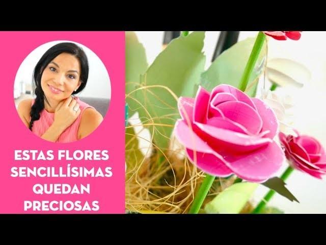 Cómo hacer rosas de papel sin herramientas específicas ⎮#30DST día 13