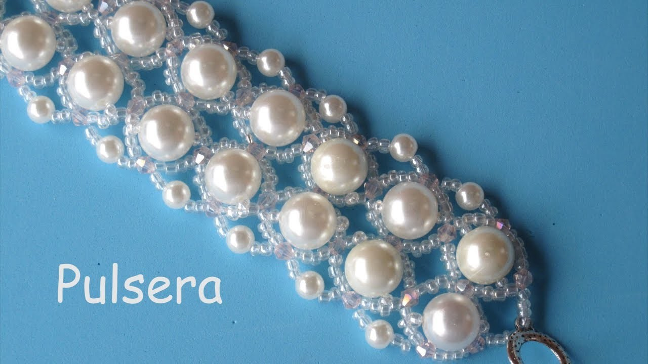 DIY Pulsera de primera novia DIY First Bride Bracelet