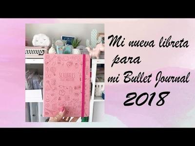 Mi nueva libreta para el Bullet Journal