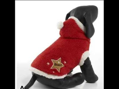 Ropa navidad dog-perro-gato-christmas dog clothes +Рождество одежды-chihuahua