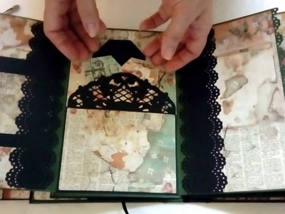 "Album scrap ""Time is an Illusion"""