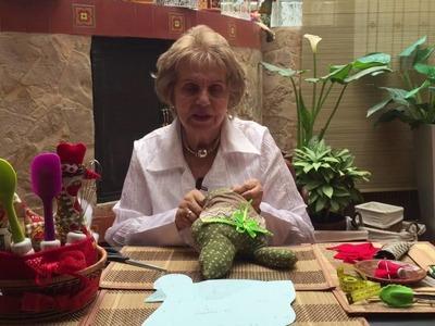 Aprenda con Doña Luz- Gallina organizador de cocina
