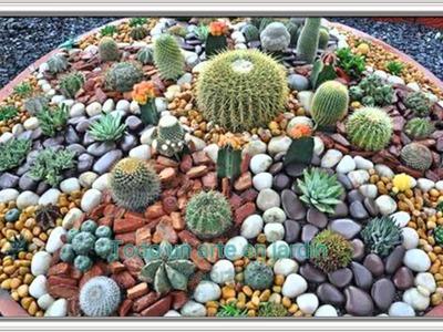 Catálogo de jardines