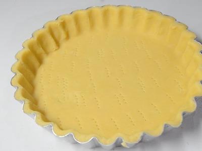 COCINA BASICA Cap 5: Masa para tartas dulces