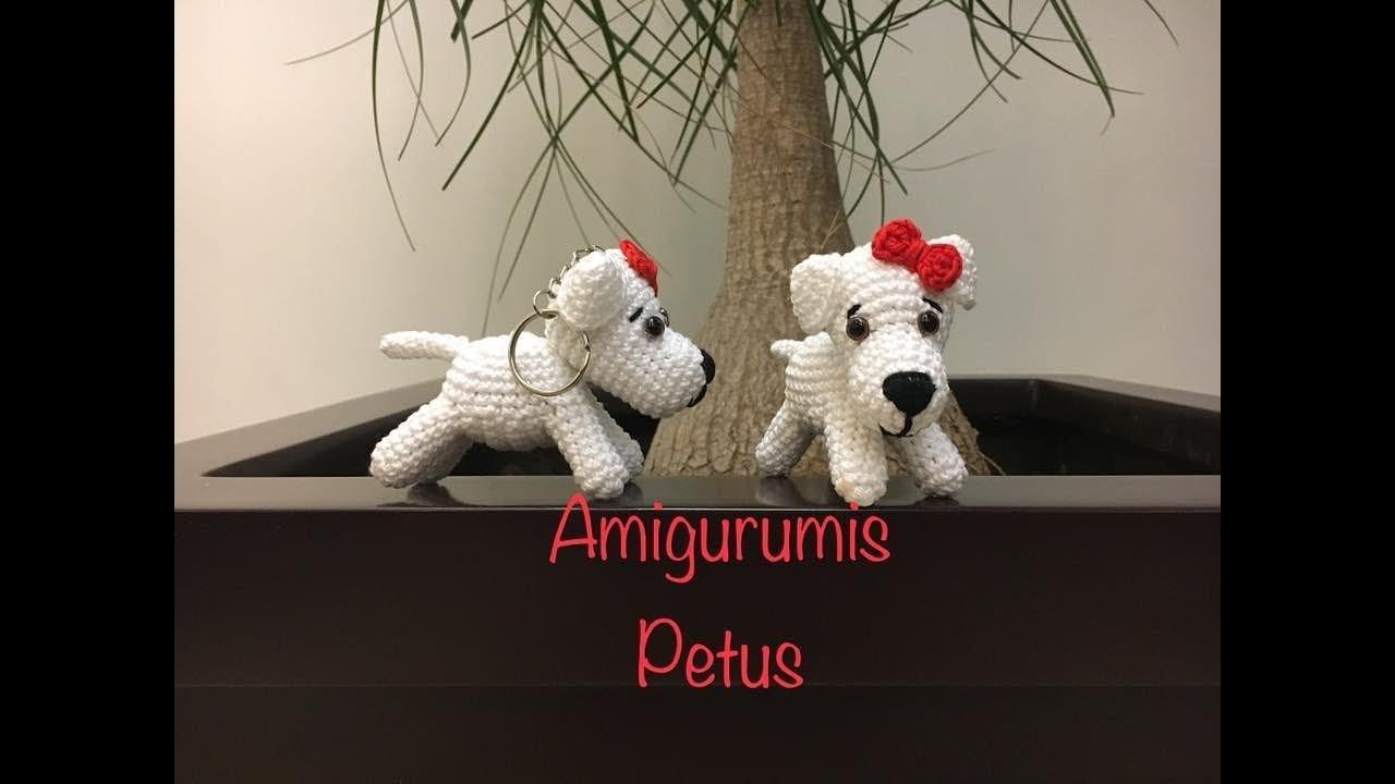 Como tejer cabeza mascota muñeca Melany amigurumis Petus 1.2