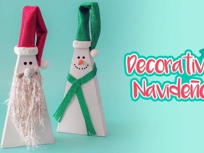 DIY: Decorativos Navideños de YESO - ESPECIAL DE NAVIDAD