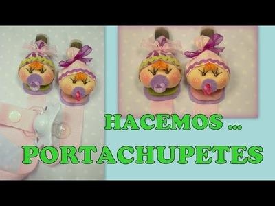 Muñecos PORTACHUPETES  manualilolis, video- 312