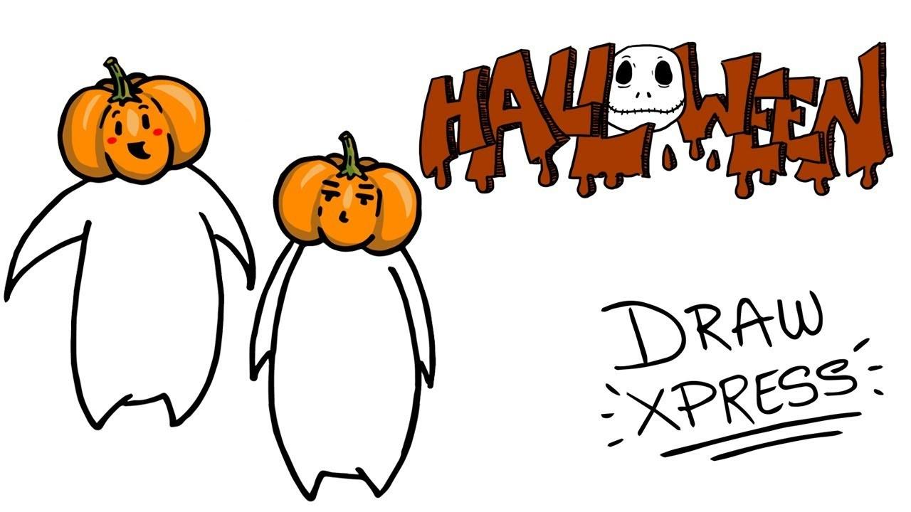 ORIGEN DE HALLOWEEN | Draw My Life (Hacemos ???? de Tik y Tak)