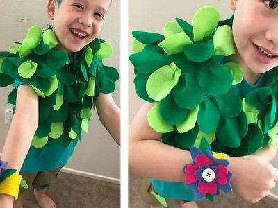 Tutorial, Disfraz Inspirado en la Pelicula Trolls Branch - Los290ss