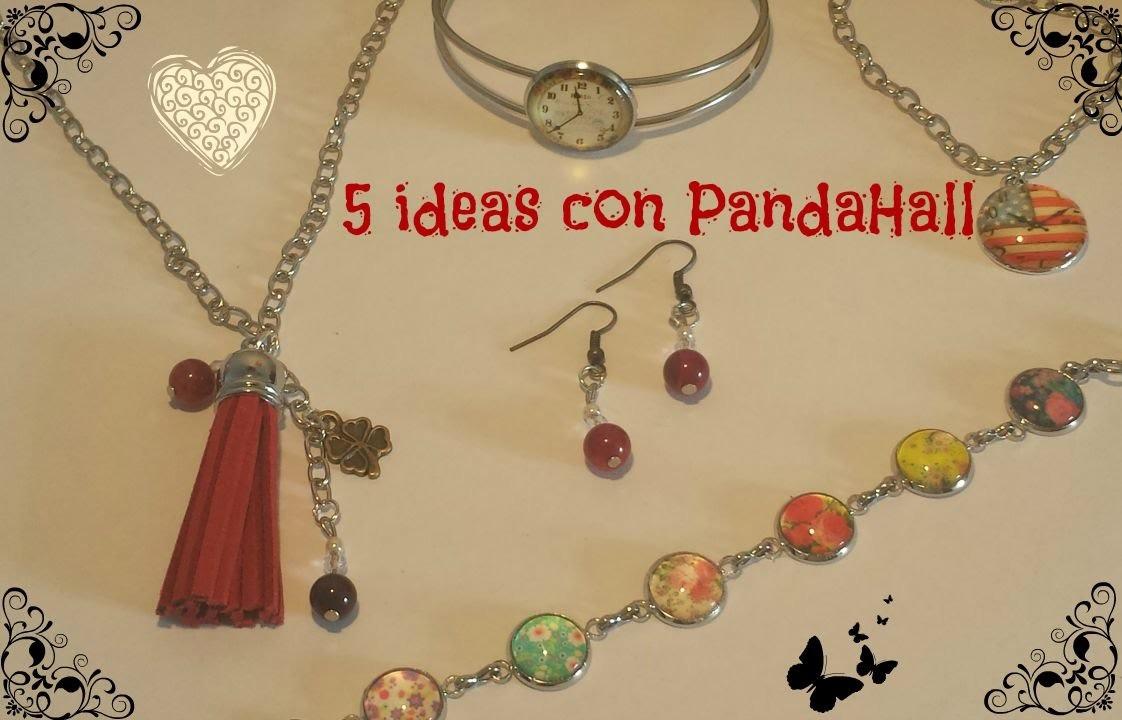 ☆ 5 IDEAS DE BISUTERÍA CON es.Pandahall.com ☆