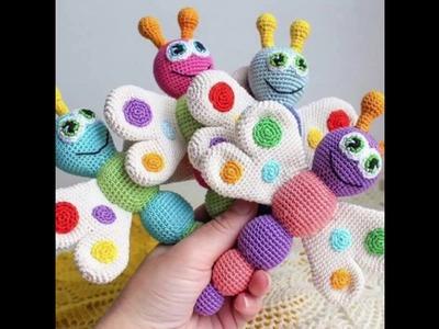 Amigurumi tejido a crochet diseño animalitos