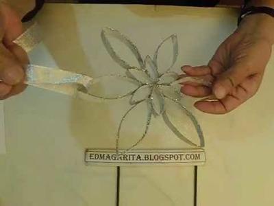 Cómo hacer adornos de papel