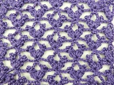 Crochet: Punto Combinado # 41
