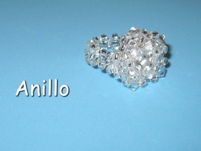 DIY - Anillo con brillante. DIY - Ring with brilliant.