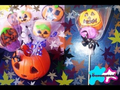Dulces Calabazas para Halloween ❋SUPERMANUALIDADES❋
