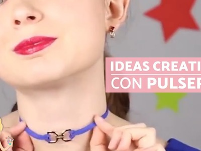 Manualidades para REGALAR - IDEAS CREATIVAS con PULSERAS