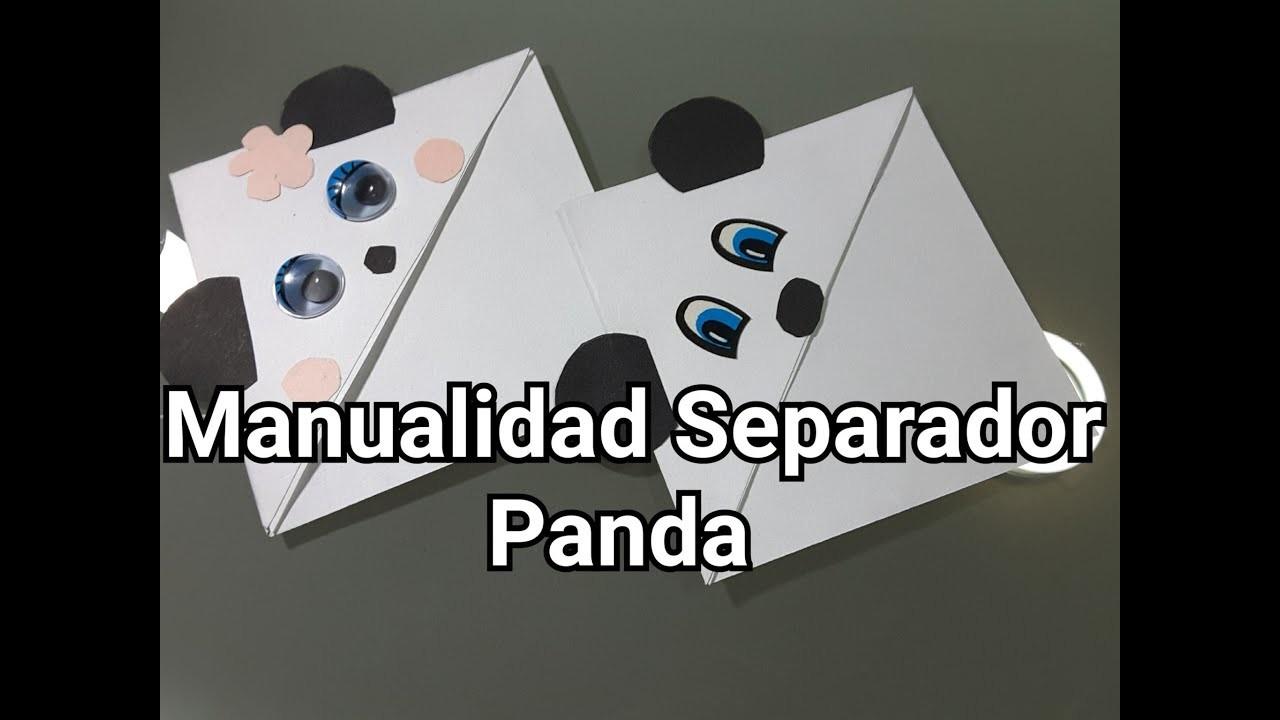 Separador de panda (tutorial)