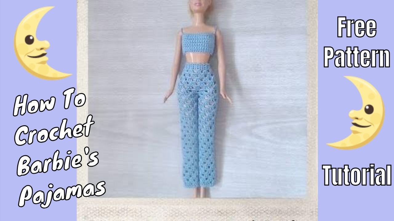 Barbie Clothes - Pajamas ????
